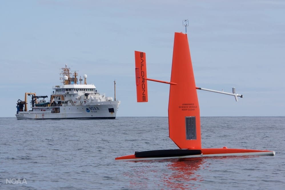 NOAA Saildrone
