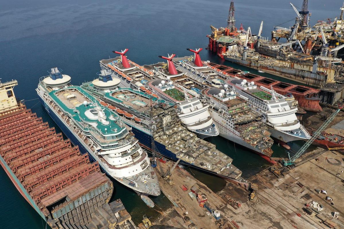 Cruise Ship Decommissioning