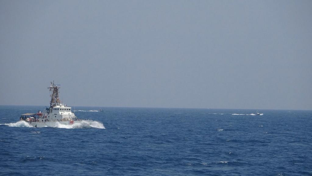 Iran Say Warned US Navy Over