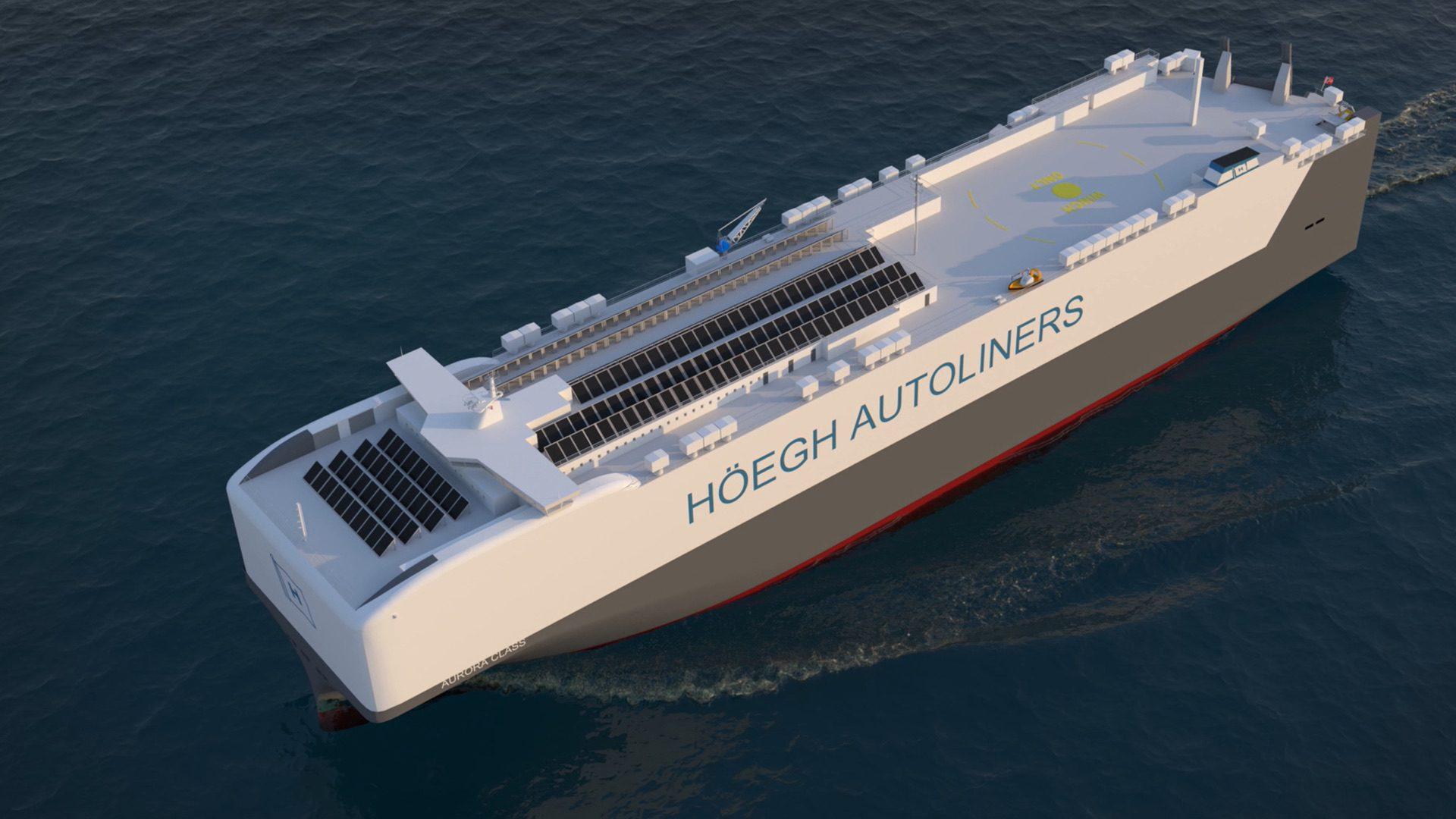 Aurora Class car carrier